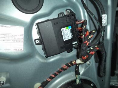 Mercedes-Benz MERCEDES BENZ ML W164 N/S DOOR CONTROL UNIT . A1648203785 WLML