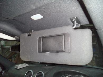 Mercedes-Benz MERCEDES BENZ ML W164 DRIVERS SIDE SUN VISOR . ML320 O/S SUN VISOR WLML