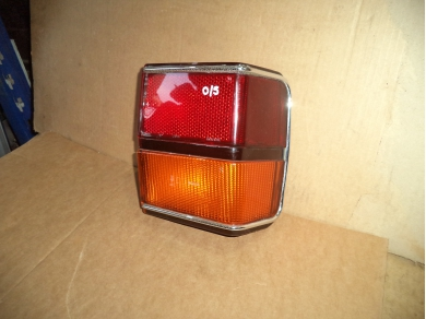 Bentley BENTLEY TURBO R O/S REAR LIGHT UT12546PAU ROLL ROYCE SILVER SPUR LIGHT UNDERMISC