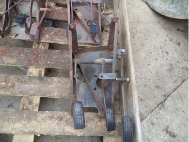 TVR CHIMAERA - GRIFFITH WISHBONES AND HUBS MTMT SUSPENSION