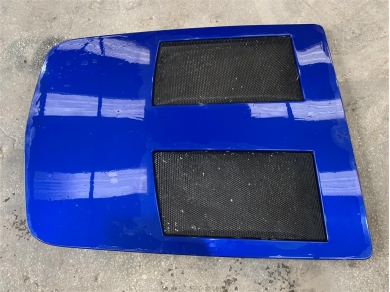 Vauxhall VAUXHALL VX220 TURBO REAR BACK BOOT LID ENGINE COMPARTMENT COVER