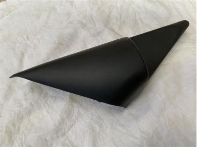 Porsche Boxster Door Mirror Switch Plinth Trim Black 99655565203