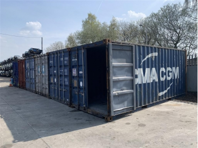 Unbranded SHIPPING CONTAINER STORAGE IN STANDISH WN6