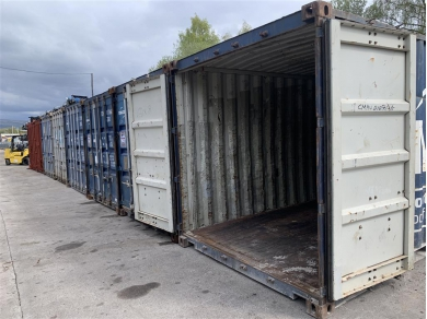 Unbranded 20 FOOT SHIPPING CONTAINER STORAGE IN COPPULL WN6