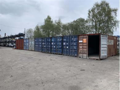 Unbranded 20 FOOT SHIPPING CONTAINER STORAGE IN ADLINGTON WN6