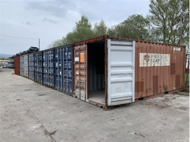 Unbranded 20 FOOT SHIPPING CONTAINER STORAGE IN SHEVINGTON WN6
