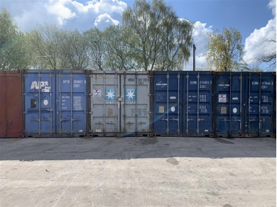 Unbranded 20 FOOT SHIPPING CONTAINER STORAGE IN ORRELL WN6