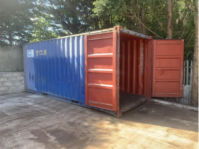 Unbranded CONTAINER STORAGE IN WIGAN WN6 AREA CONTAINER STORAGE IN STANDISH