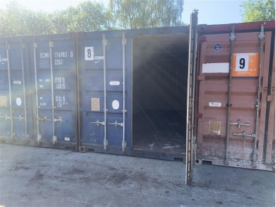 Unbranded CONTAINER STORAGE IN STANDISH WN6 AREA CONTAINER STORAGE IN SHEVINGTON