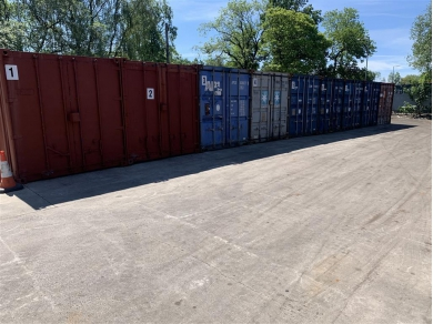 Unbranded CONTAINER STORAGE IN STANDISH WN6 AREA CONTAINER STORAGE IN CHORLEY