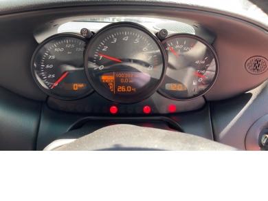 Porsche Boxster Speedo Clock Set 2.7 Manual 2004 Year 98664122704 VDO110080039