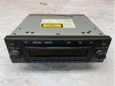 Porsche CDR23 Radio BE6611 Radio P/n. 99664512805 2004 Year S7 MTP