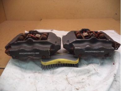 Porsche PORSCHE CAYENNE REAR CALIPERS CAYENNE 955 REAR CALIPERS MT (553 EFC)