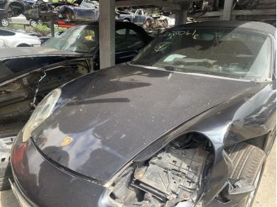 Porsche PORSCHE BOXSTER 986 BONNET ATLAS GREY S7 MTP JJ