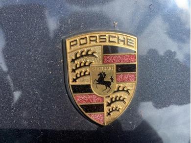 Porsche PORSCHE BONNET BADGE S7 MTP JJ
