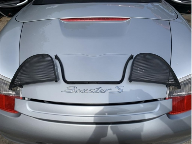 Porsche Boxster Wind Deflector Kit 1996 - 2004 Year Compatible With 986 Boxster