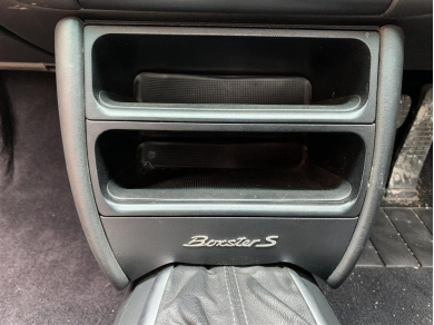 Porsche Boxster S Center Console Black Leather 1996 - 2004 Year Nice & Clean