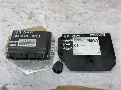 Porsche Boxster 3.2 S ECU Alarm Kit Porsche Boxster M96.24 ECU Alarm Kit 04 Year