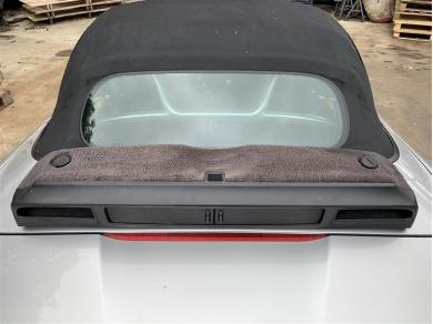 Porsche Boxster 986 Parcel Shelf Storage Box Cubby Box In Black 1996 - 2004 Year