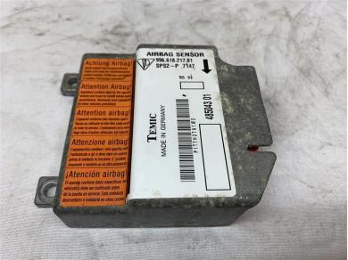 Porsche Boxster Airbag ECU P/n. 99661821701 Two Bag Unit 1996 - 2004 999661821701