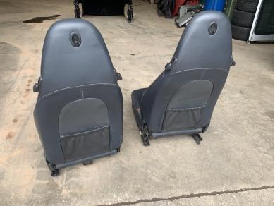 Porsche PORSCHE BOXSTER 986 SEATS 986 BLUE SEATS T608 KAB JJ