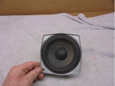 Unbranded Porsche Boxster Hi - Fi Speaker 4 Ohms Porsche Boxster 986 Stereo Speaker 4910140482 / Steve Odd Bits