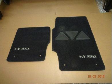 Vauxhall GENUINE VX220 MATS VAUXHALL VX22O CARPET MATS VX220 CARPET OVER MATS YM03HFL