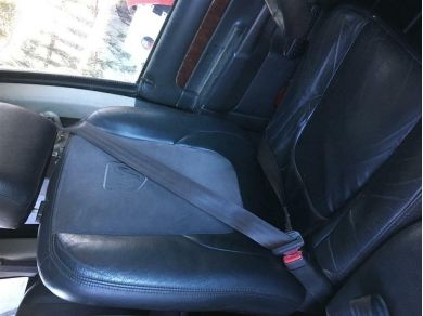 Dodge 2003 Dodge Ram Seat Belt In Dark Grey - (4 Door Model) Front Left Side