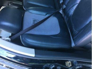Dodge 2003 Dodge Ram Seat Belt In Dark Grey - (4 Door Model) Front Right Side