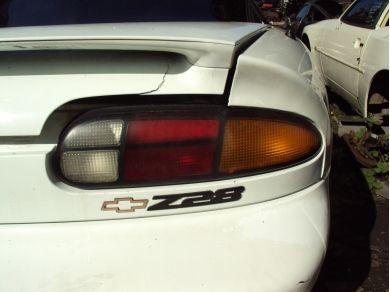 Chevrolet CHEVROLET CAMARO 1993 - 2002 Z 28 REAR RIGHT SIDE LIGHT Z28 K416SAE