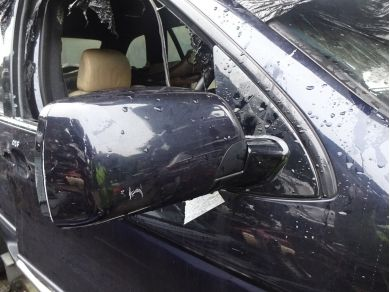 Unbranded E53 X5 UK Drivers Side Door Mirror 2002