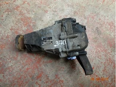 Mercedes-Benz MERCEDES W163 ML 320 FRONT DIFF DIFFERENTIAL RATIO 3.70