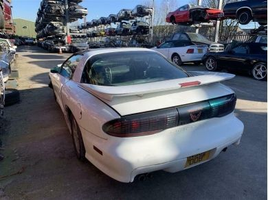 GM 1993-2002 Firebird Trans Am WS6 Tail Lights back lights LT1 CHECKERED Style