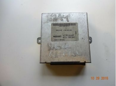 Maserati 4200 GT Shock Absorber Electronic Control Station 195840