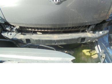 Bentley Flying Spur Rear Crash Bar & Crush Tubes Bentley Support Bar
