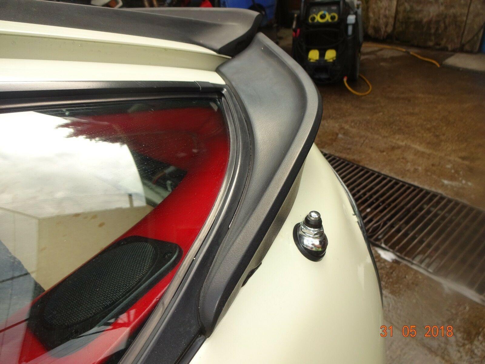 Porsche 928 Rear Right Spoiler Corner 92851207402