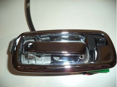 Bentley BENTLEY ARNAGE NSR PASSENGER SIDE REAR DOOR HANDLE MTMT