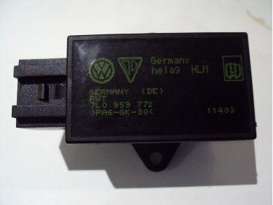 Audi Porsche VW Audi Heated Seat Control Unit 7L0959772 N2/4