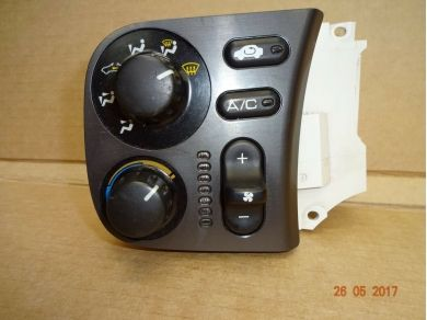 Honda HONDA S2000 HEATER CONTROLS HONDA S2000 A/C CONTROLS S2000 FAN CONTROLS No4