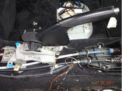 Volkswagen PORSCHE BOXSTER BLACK HANDBRAKE PORSCHE 996 HANDBRAKE 99642436101 Y433FVW