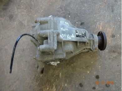 Mercedes-Benz MERCEDES W163 ML 320 REAR DIFF DIFFERENTIAL RATIO 3.70