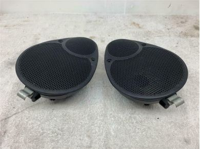 Audi Porsche 996 Carrera Coupe Front Audio Speakers By Nokia Dark Blue Matched Pair
